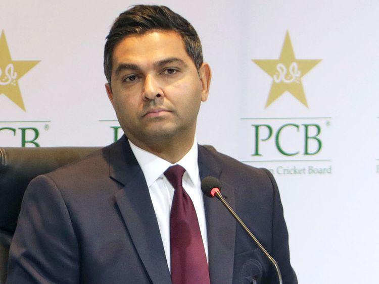 Pakistan Cricket Board's new managing director Wasim Khan