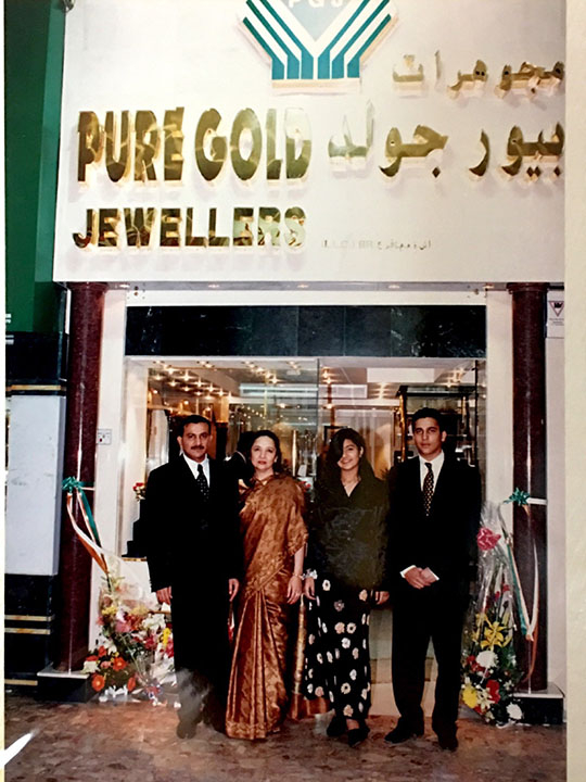 PureGold Inauguration