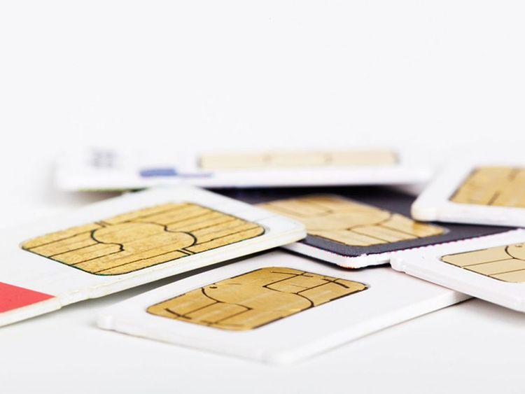 sim card generic