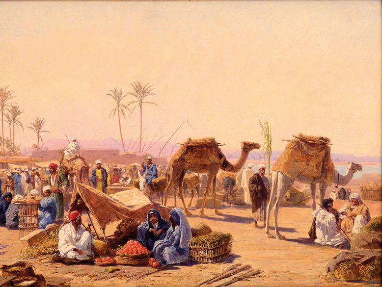 11-Ludwig-Hans-Fischer_A-Market-in-Egypt-OF2-cQ7-1-Mb-(Read-Only)