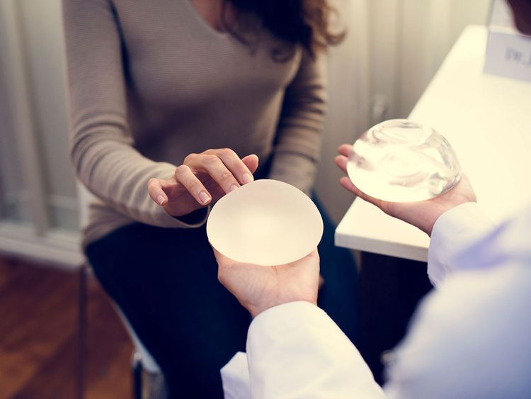 Breast implants and UAE advisory