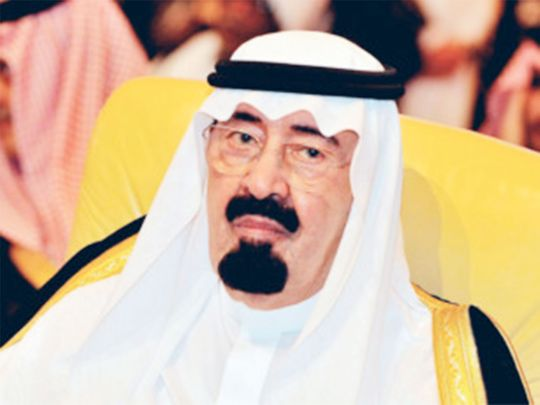 Late King Abdullah Bin Abdul Aziz