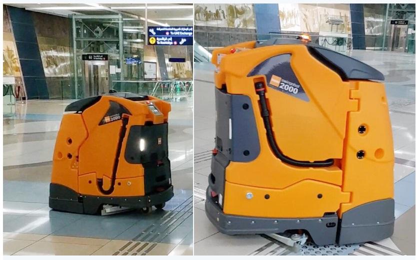 Robo cleaner
