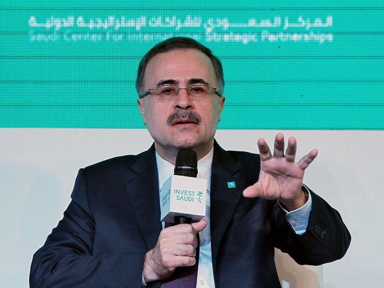 Saudi Aramco CEO Amin Nassar