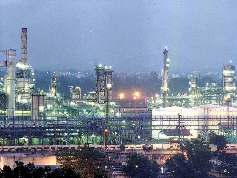 The Reliance petrochemicals