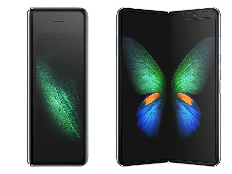 190221 galaxy fold smartphone