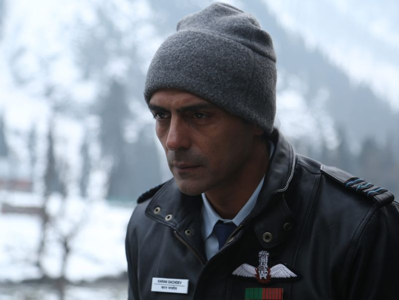 Arjun Rampal's web debut takes off with 'The Final Call