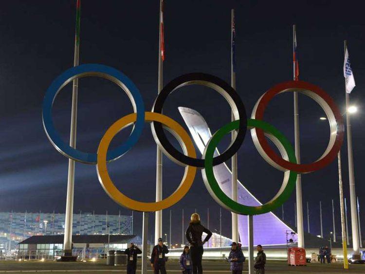 Olympiclogo
