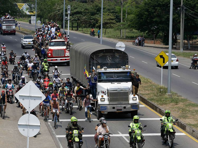 190223 Venezuela aid