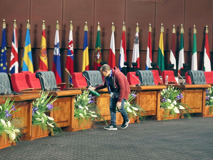 EU-Arab League Summit