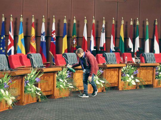 EU-Arab League Summit