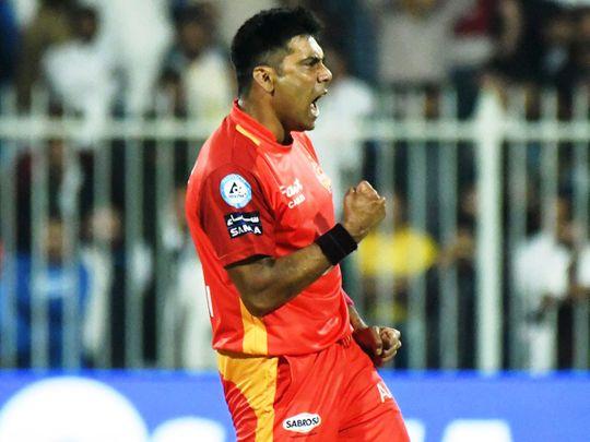 Islamabad United skipper Mohammad Sami