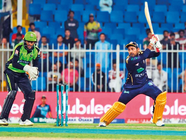 Quetta Gladiators skipper Sarfraz Ahmad