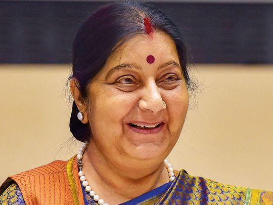 Sushma Swaraj 4