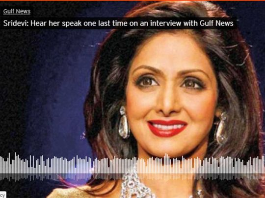 190224 Sridevi recordings found