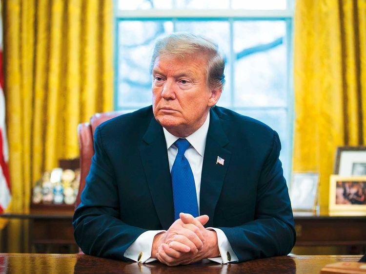 190224 U.S. President Donald Trump 2