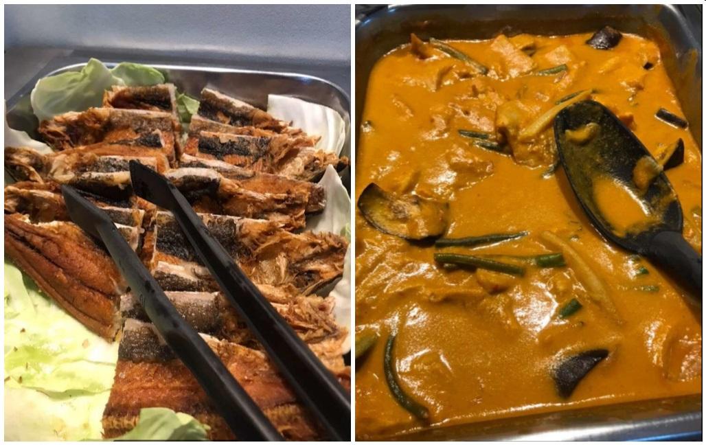 Daing na Bangus and Kare-kare -2
