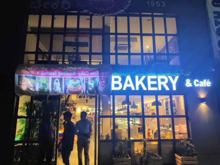 Karachi Bakery in Bangalore