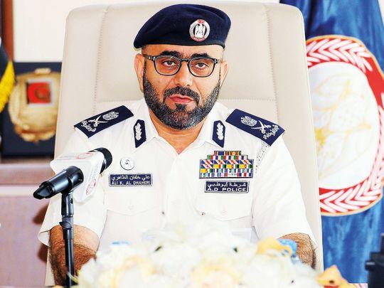 Major General Ali Khalfan Al Dhahiri
