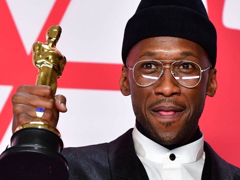 Mahershala Ali won the Academy Award