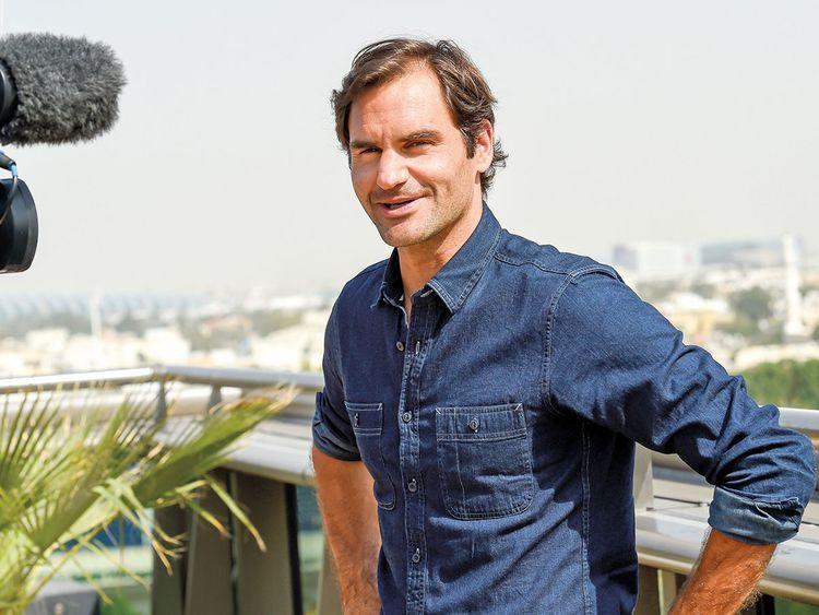 Roger Federer 6