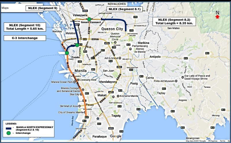 Mega Manila Subway Map.Mega Manila Golden Age Of Infrastructure Build Up Philippines