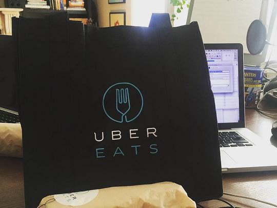 Uber Eats India