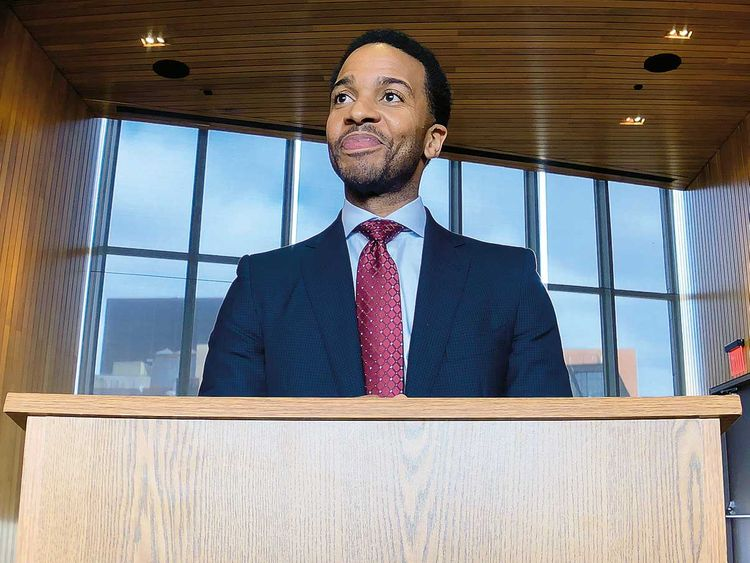 190226 andre holland
