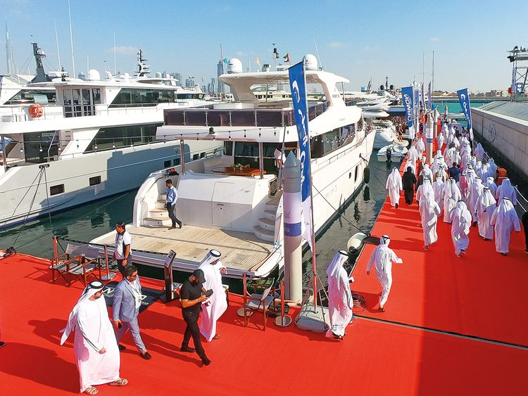 Dubai International Boat Show 2