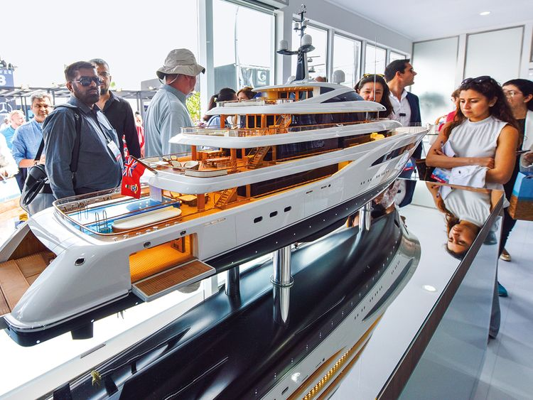 Dubai International Boat Show 4