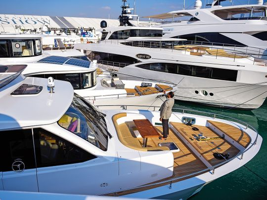Dubai International Boat Show 5