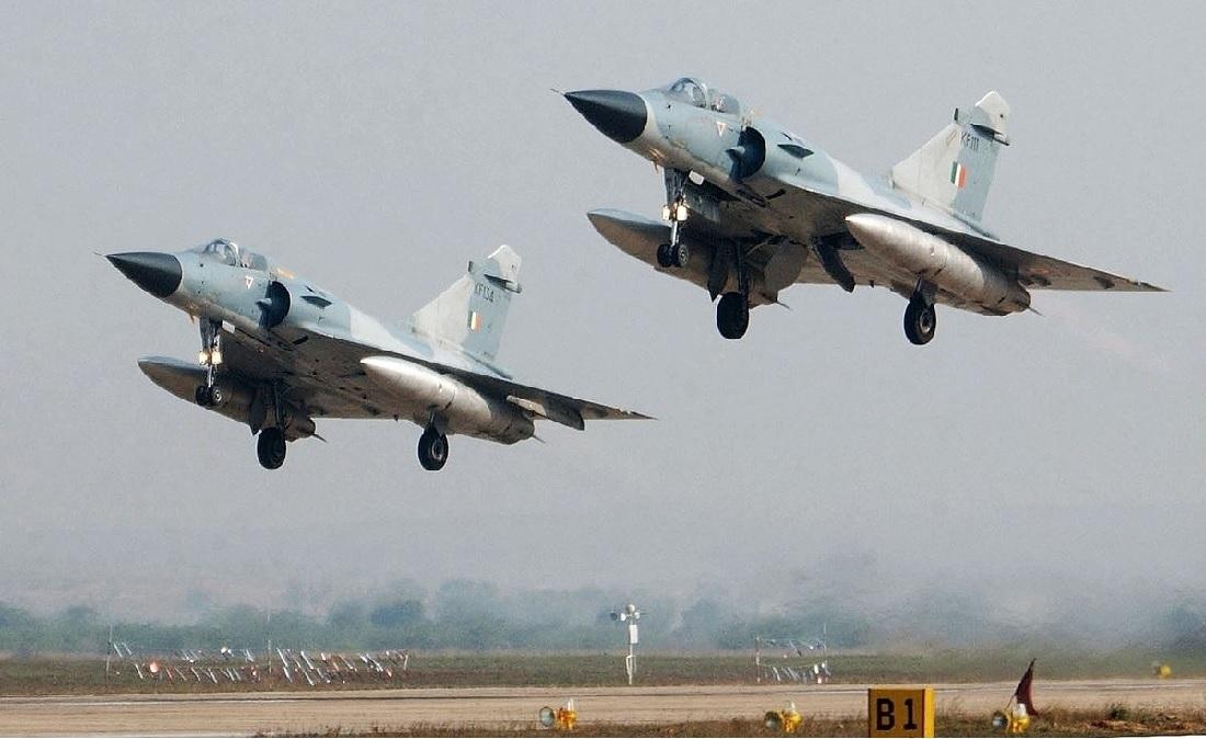 IAF Mirage 2000