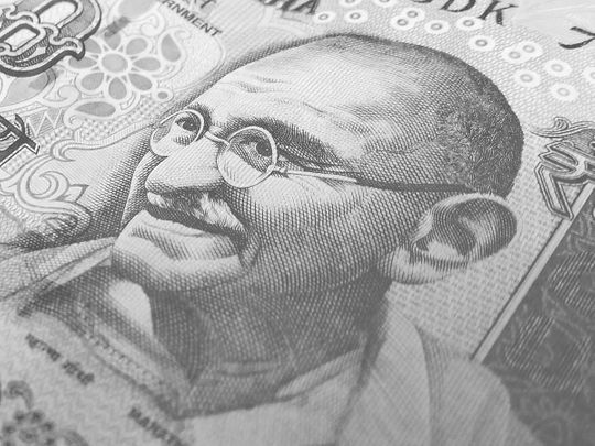 Indian rupees, generic