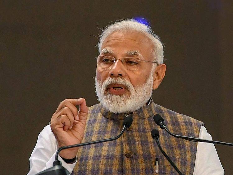 Prime Minister Narendra Modi 20190226