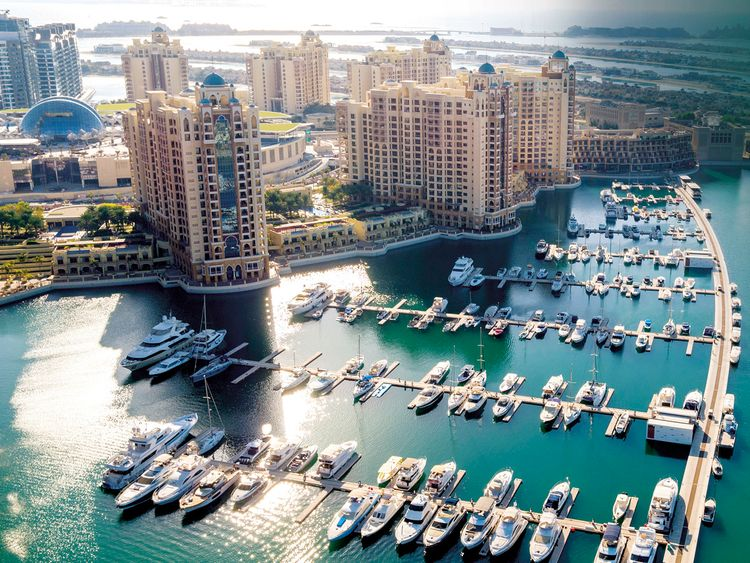 UAE Maritime lead