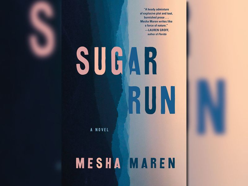 'Sugar Run' book cover
