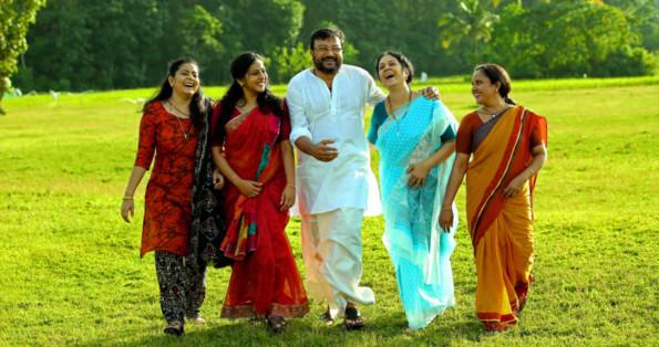 Eva-Pavithran,Anna-Rajan,-Jayaram,-SHanti-Krishna-and-Nisha-Sarang-in-Lonappante-Mammodeesa-1551254782697