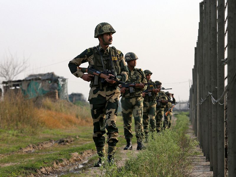India's Border Security Force