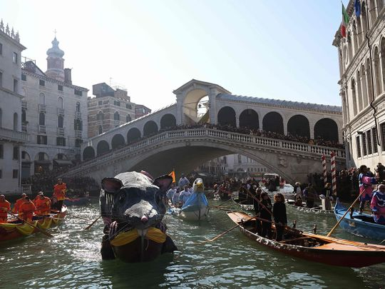 Venice, carnival generic