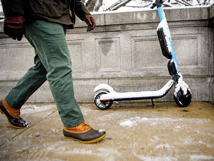 1900228 electric scooters
