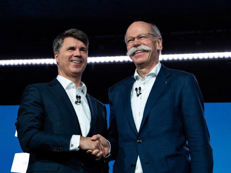 BMW Benz joint venture