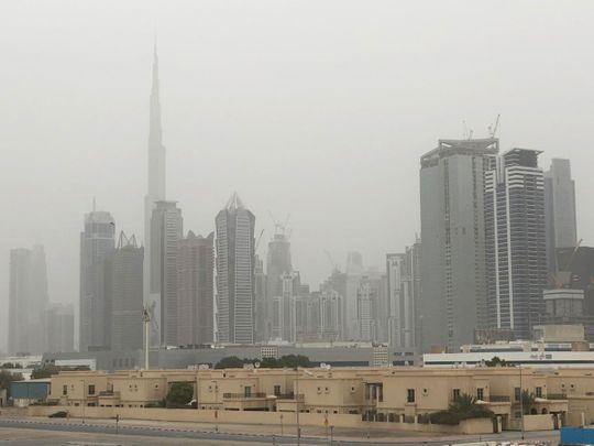 DUBAI WEATHER