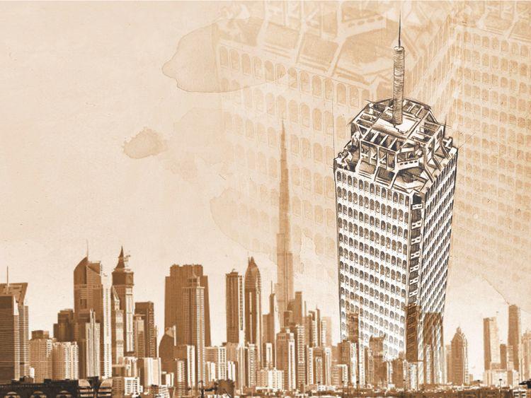 Shaikh Rashid Tower DWTC