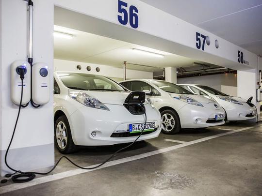 EV electric vehicles europe 01