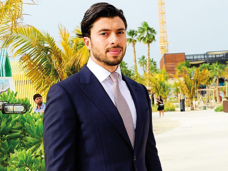 Firas Al Msaddi, CEO, fam Properties