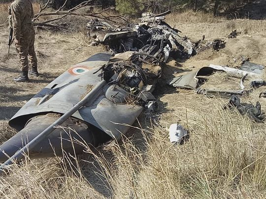 OPN-190302-The-wreckage-of-the-Indian-plane-1551532014902