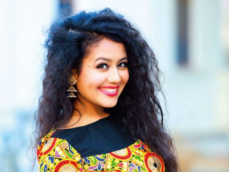 Neha Kakkar At Holi Masti Event In Dubai Music Gulf News