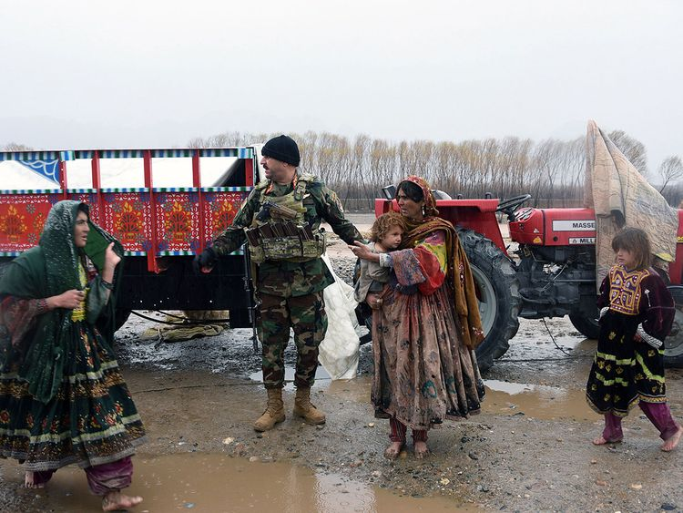 190303 Afghan flood
