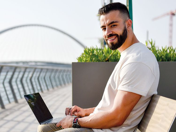Young entrepreneur in UAE makes over Dh300,000 a month from