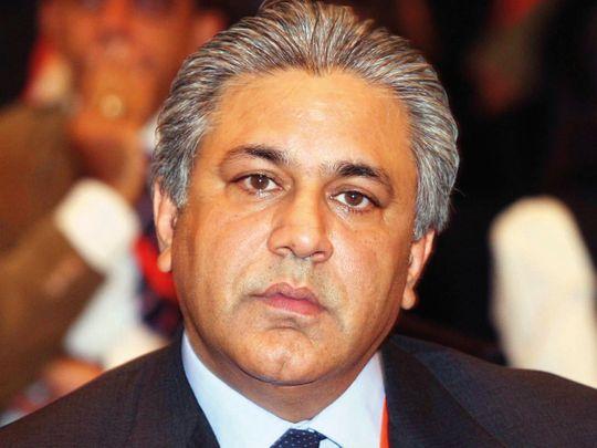 Abraaj CEO Arif Naqvi
